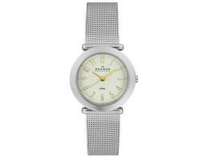Skagen Two-Tone Mesh Women's Watch - 107SGSC