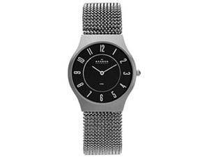 Skagen Mens Steel 233LSM2 Watch