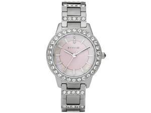 Fossil Women's Analog Pink Dial Watches #ES2189