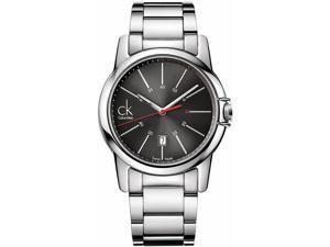 Calvin Klein Swiss Date Stainless Steel Mens Watch K0A21561