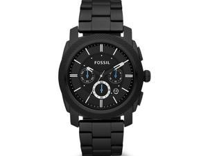 Fossil Mens Chrono Quartz Stainless Steel