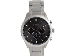 Fossil Chronograph Stainless Steel Mens Watch FS4636