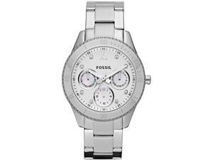 Fossil Stella Stainless Steel Ladies Watch ES3098