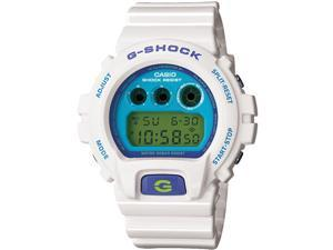 White Casio G-Shock Classic Watch DW6900CS-7 DW6900CS-7V
