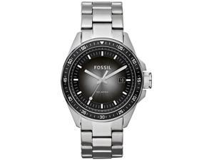 Fossil Decker Quartz Stainless Steel Watch