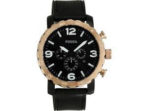 Fossil Nate Leather Mens Watch JR1369