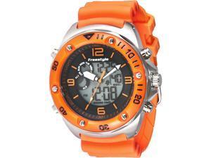 Freestyle Precision 2.0 Orange Ana-Digi Grey Dial Men's watch #FS85010