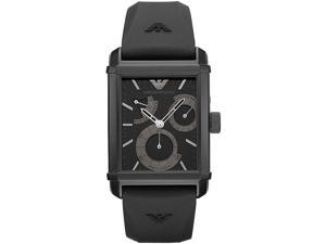 Emporio Armani Square   Meccanico Mens Watch AR4237