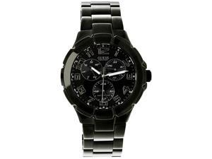 Guess Waterpro Black IP Mens Watch U11511G1