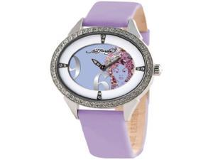 Ed Hardy Showgirl Tropics Violet Dial Women's watch #SG-TR