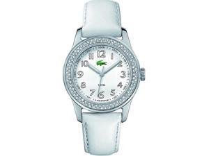 Lacoste Sport Collection Advantage Crystals White Dial Women's watch #2000464