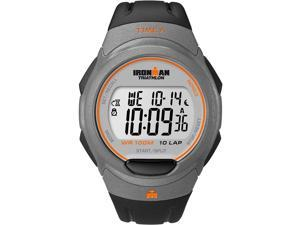 Timex Ironman Core 10 Lap Full Size - Black/Orange