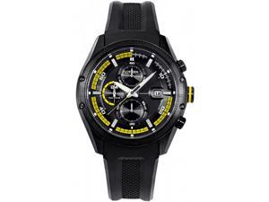 Men's Black Citizen Eco-Drive Chronograph Watch CA0125-07E