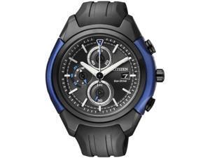 Men's Citizen Eco-Drive Chronograph Watch CA0288-02E