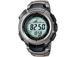 Titanium Casio Protrek Solar Power Watch PRG-110T-7V