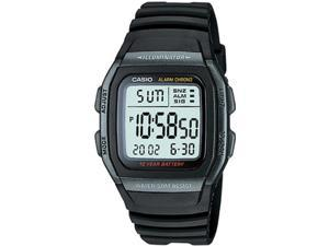 Casio W96H-1BV Alarm Chronograph Mens Watch