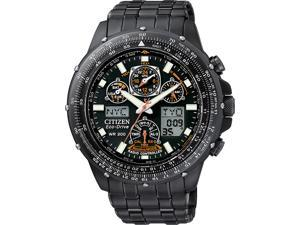 Citizen Men's Eco-Drive Skyhawk Atomic Watch JY0005-50E