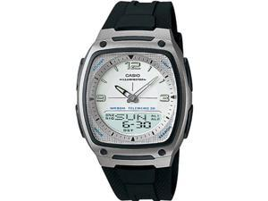 Casio AW81-7AV World Time Data Bank Mens Watch Alarm