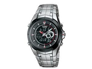 Casio Edifice World Time EFA119BK  Mens Watch