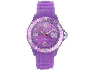 Men's 48MM Ice Sili Forever Watch Purple SI.PE.B.S.09