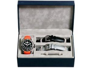 Nautica Mens Box Set Watch N14508