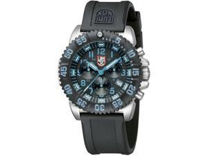 Luminox STEEL COLORMARK Chronograph Mens Watch 3183