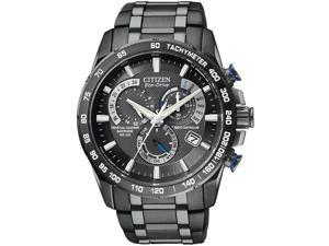 Citizen AT4007-54E Eco-Drive Perpetual Chrono AT Men's Watch