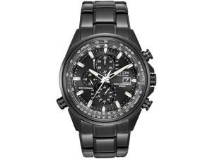Men's Citizen Eco-Drive World Chronograph A-T Watch AT8025-51E