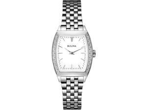 Women's Bulova Diamond Gallery Dress Watch 96R196