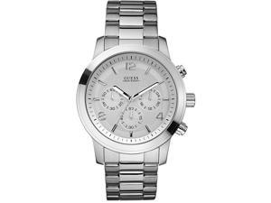 GUESS Chronograph Stainless Steel Ladies Watch U13577G1