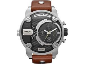 Men's Diesel SBA Oversized Big Chronograph Watch DZ7264