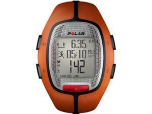 Polar Speed Distance Heart Rate Monitor GPS Watch RS300X ORANGE