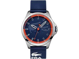 Men's Lacoste Capbreton Blue Silicone Strap Watch 2010896