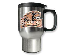 Oregon State 16oz Stainless Steel Travel Mug