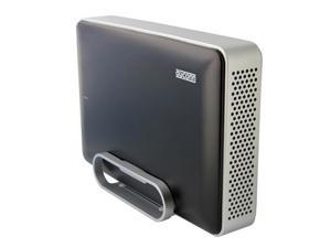 "Dyconn Vault  3.5"" Aluminum External USB2.0 Hard Drive Enclosure - (SATA to USB 2.0)"