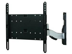 "Dyconn Invisible XL (IN442) 26""- 60"" / 77 lbs Ultra Slim Aluminum Articulating TV Wall Mount"