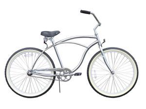 Chrome Men's Beach Cruiser Bicycle