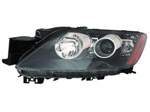 MAZDA CX-7 CX7 07 08 09 XENON HID HEAD LIGHT LAMP EG2251041M EG2251041P LH