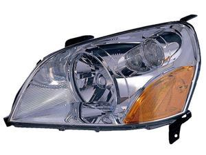 HONDA PILOT 03 04 05 HEAD LIGHT LAMP 33151-S9V-A01 , 33151S9VA01 HO2518105 LH