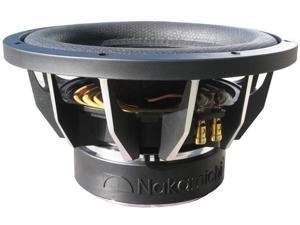 "SPW-1210 - Nakamichi 12"" 1200W Sound Quality Competition Subwoofer"