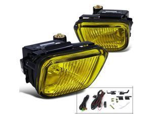 Honda Civic Ex Dx Lx Amber Oem Style Fog Lights, Switch, Relay