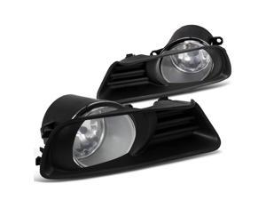 Toyota Camry Le Se Xle Clear Oem Style Fog Lights