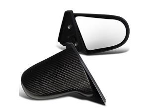 Honda Crx Civic Ex Dx Lx 2 3 Door Carbon Fiber Manual Spoon Side Mirrors