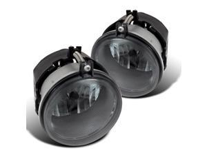 Dodge Charger Rt Sxt Srt8 Oem Style Smoked Fog Lights