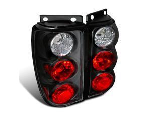 Ford Explorer Xl Xlt Sport Utility Black Altezza Tail Lights