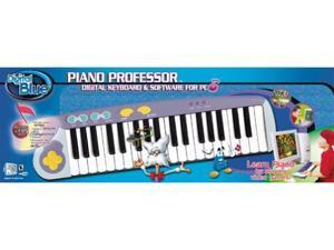 Digital Blue Piano Professor
