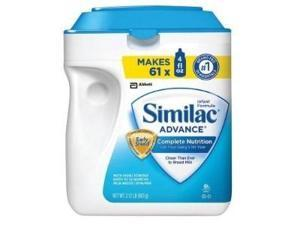 Similac Advance EarlyShield Powder - 2.12 lbs.