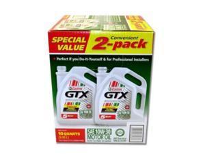 Castrol GTX 10w30 Motor Oil - 2/5qts