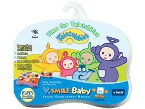 V Smile Baby Smartridge: Time for Teletubbies
