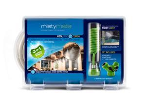 MistyMate CoolPatio 17 + Twist & Mist Combo Pack